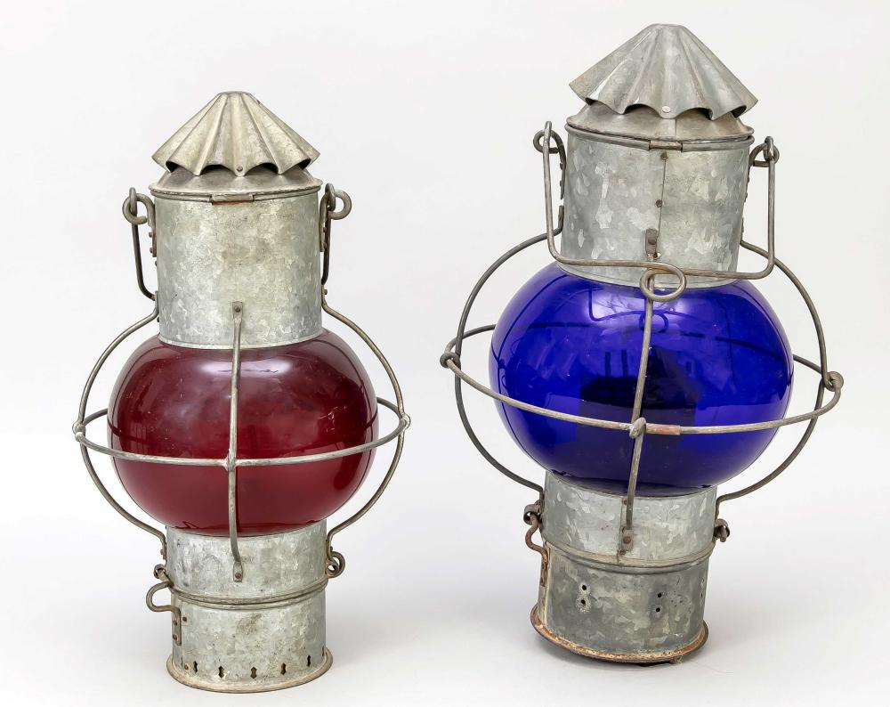 Port and starboard lamp/pair of s