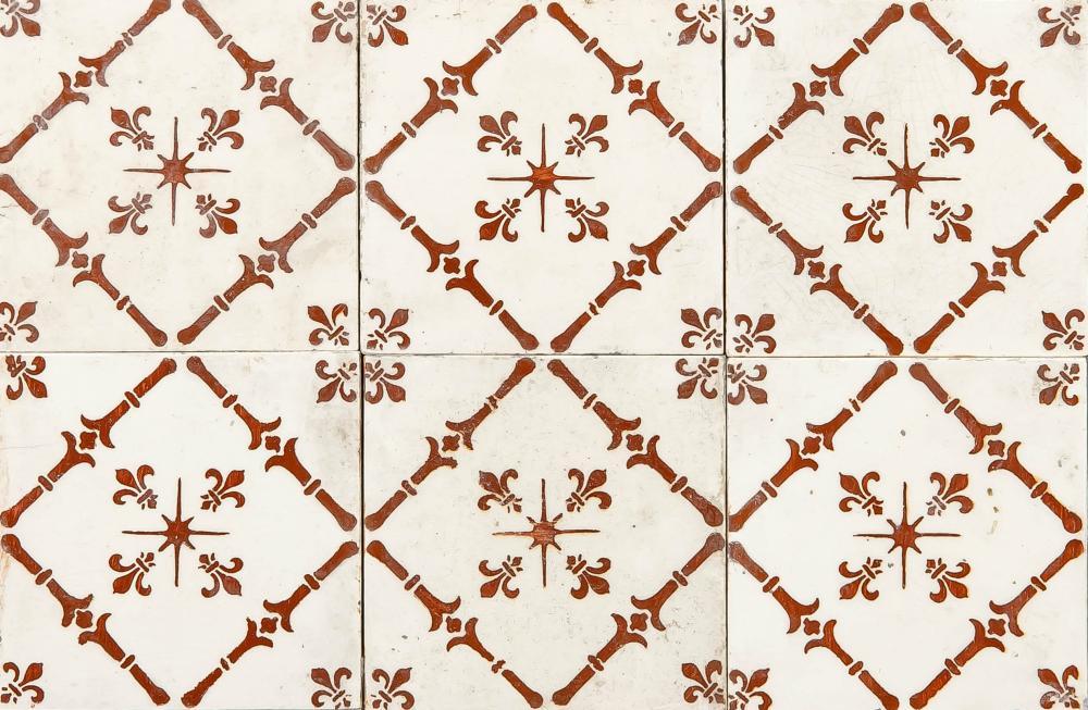 52 Tiles, 19th century, Raport pa
