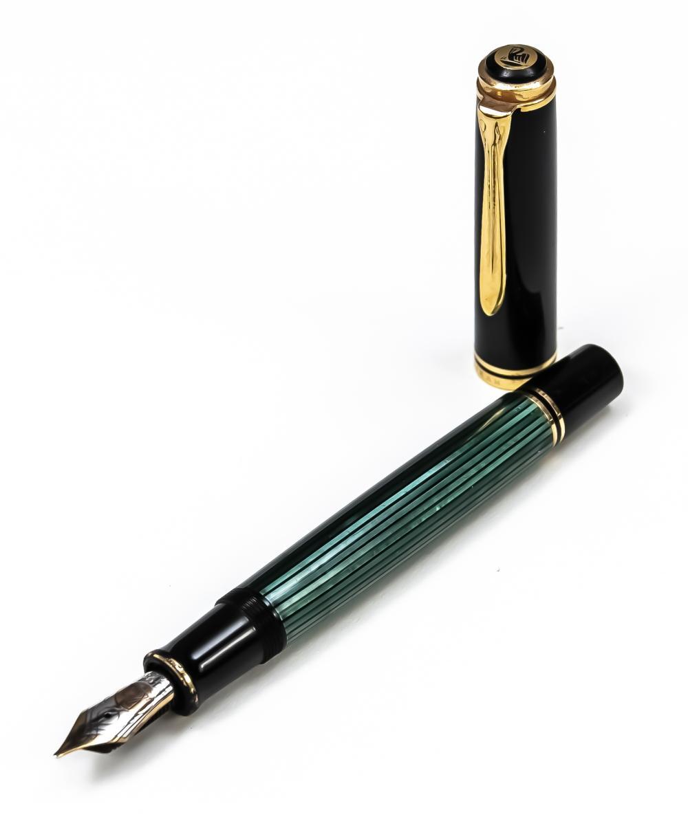Pelikan, piston fountain pen, 2nd
