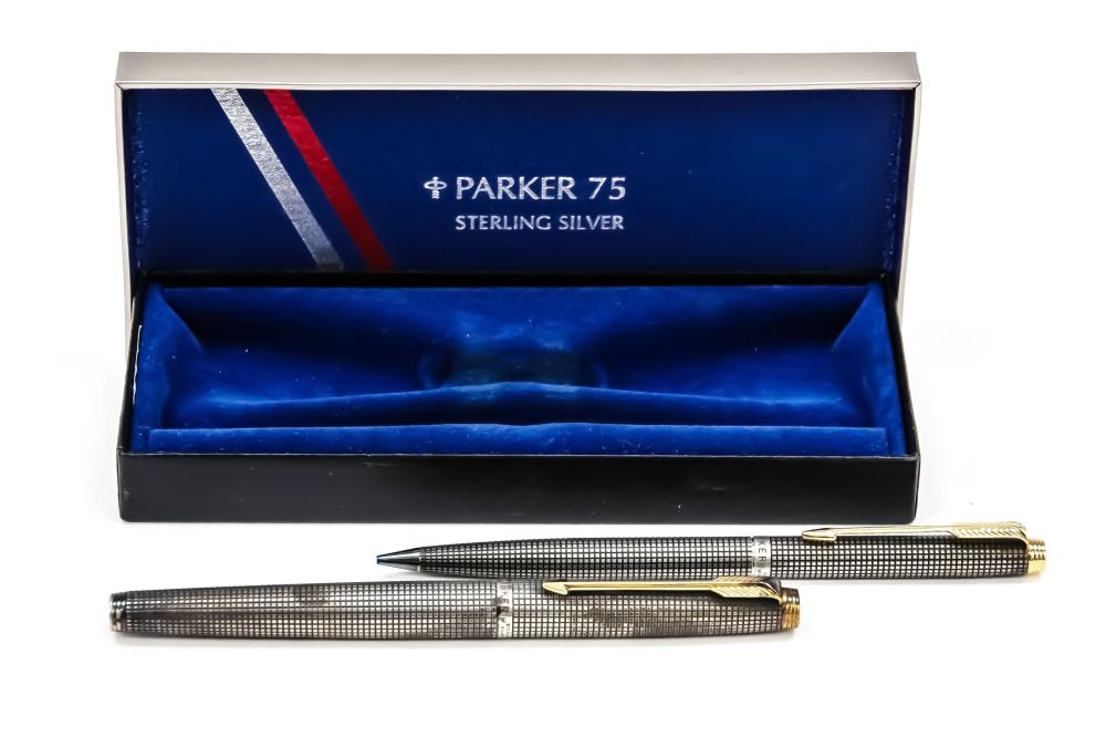 Writing set, Parker, Made in USA,
