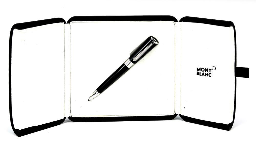 Montblanc ballpoint pen, 2nd half