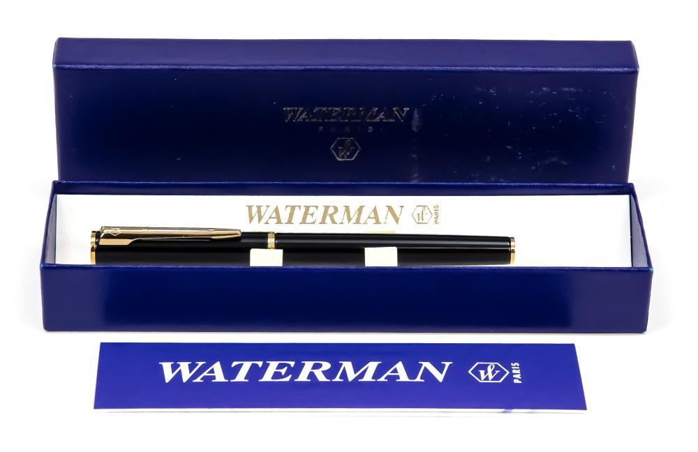 Waterman converter fountain pen,