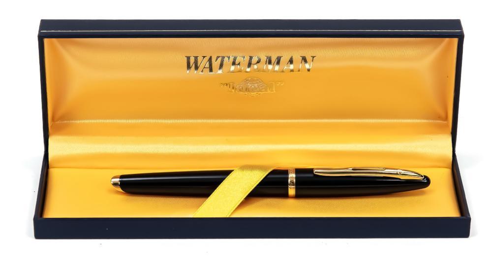 Waterman ballpoint pen, France, 2