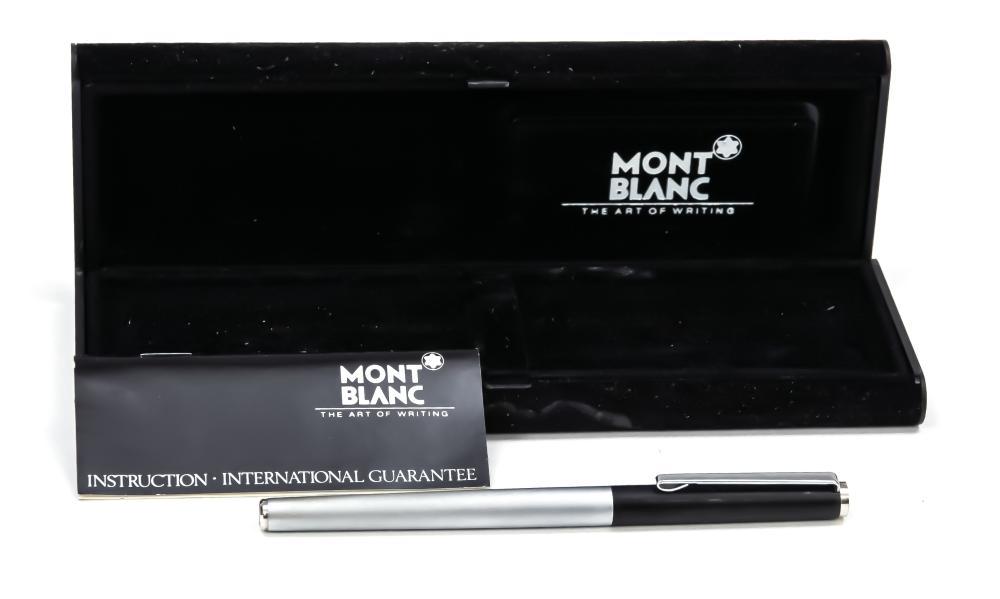 Montblanc converter fountain pen,