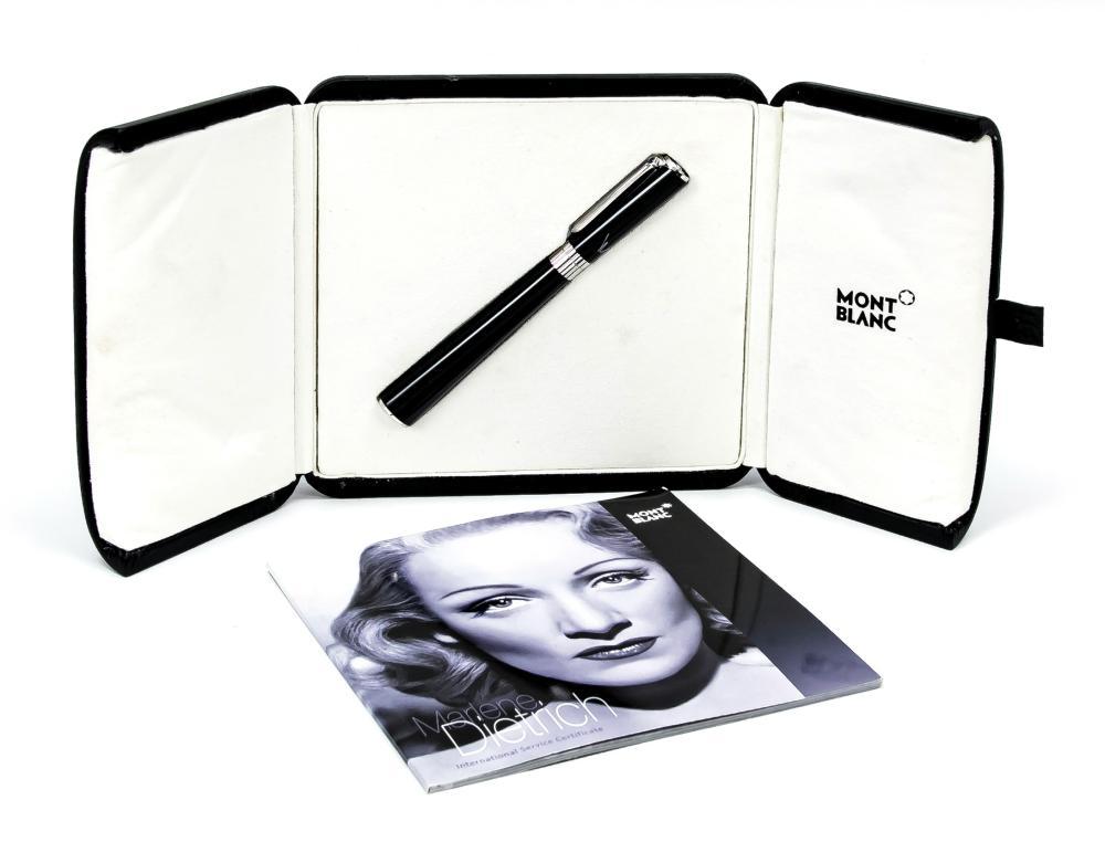 Montblanc cartridge fountain pen,