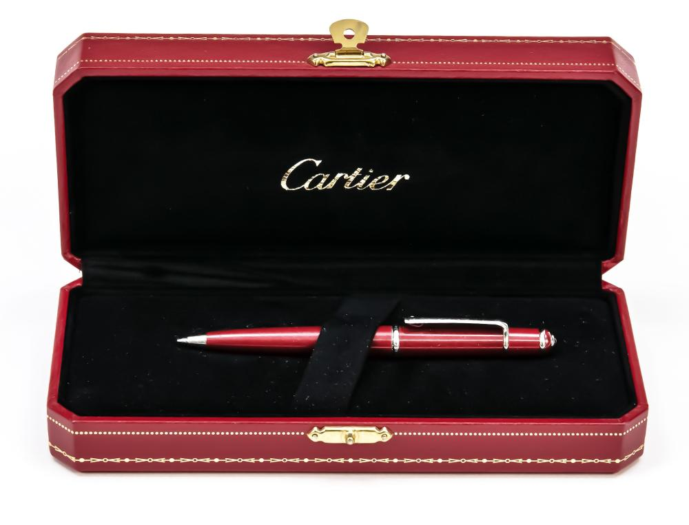 Cartier ballpoint pen, 2nd half o