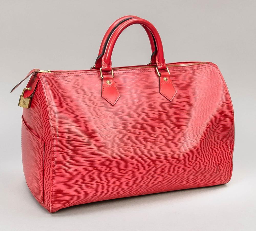 Louis Vuitton, Speedy 40 Epi L