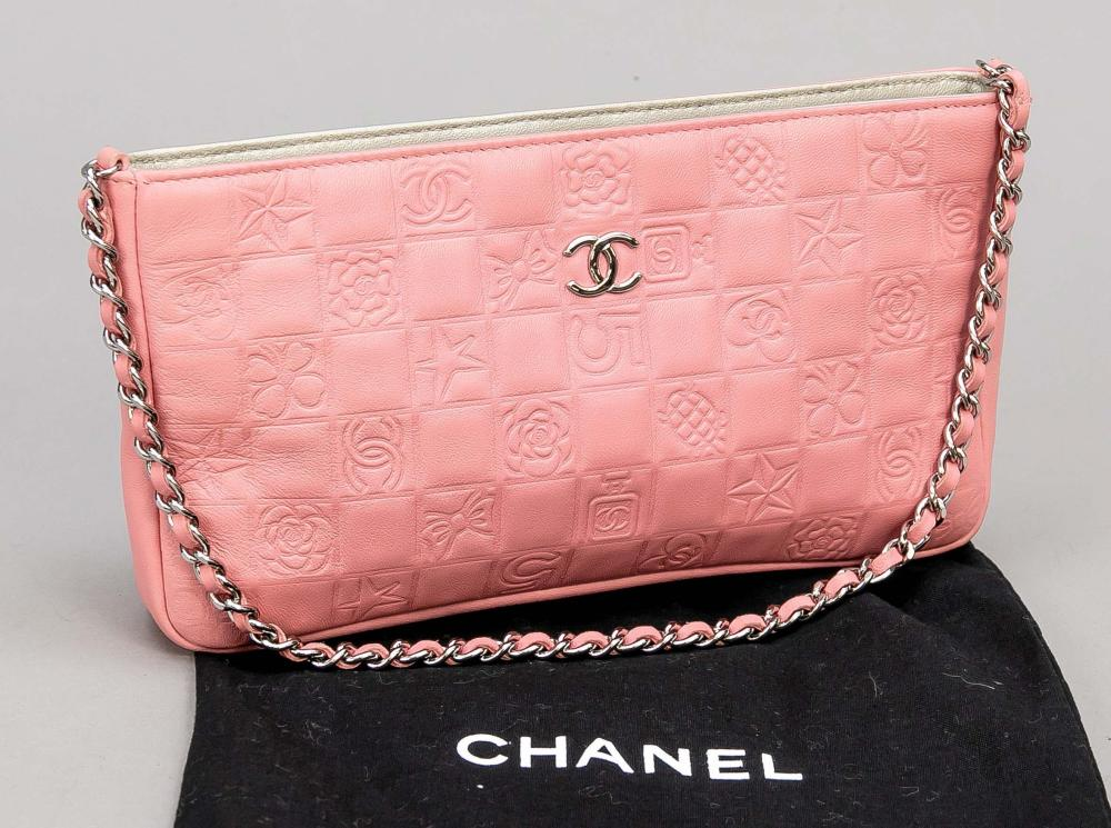 Chanel, Pink Lucky Charms Poch