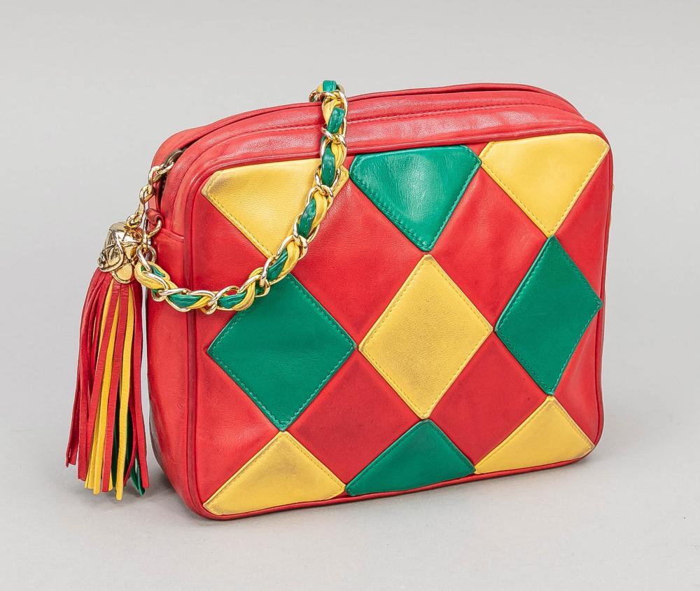 Chanel, Vintage Harlequin Tass