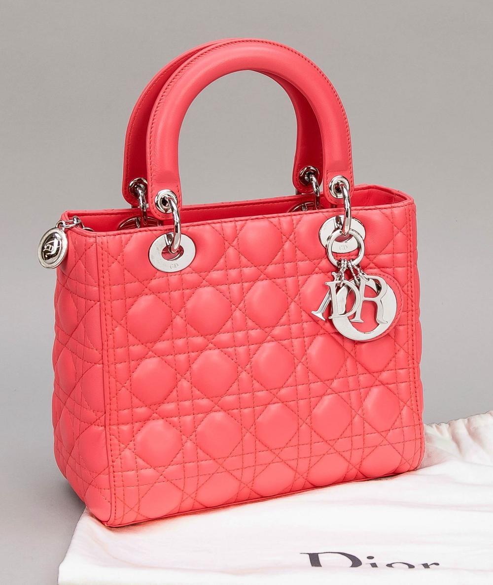 Christian Dior, Lady Dior Bag