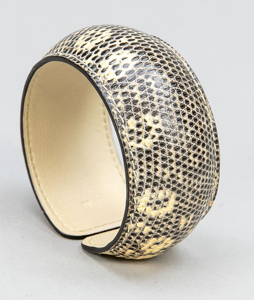 Hermes, wide open bangle in re