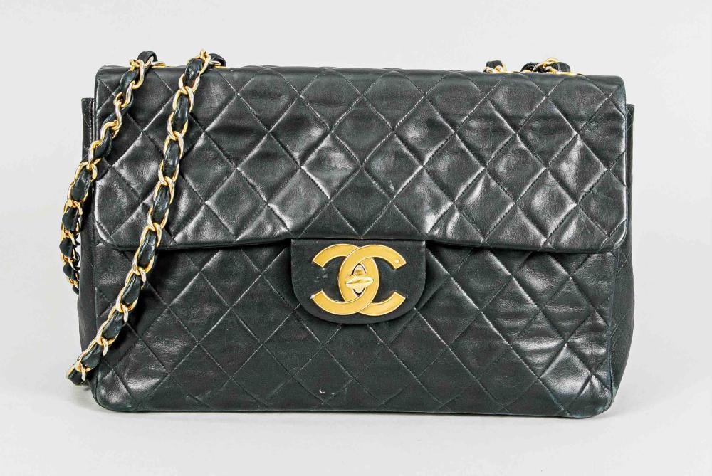Vintage Chanel Flap Classic Ju