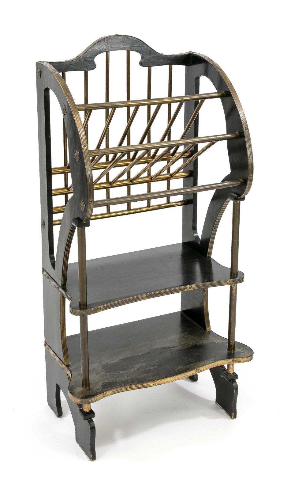 Art Nouveau newspaper rack aro