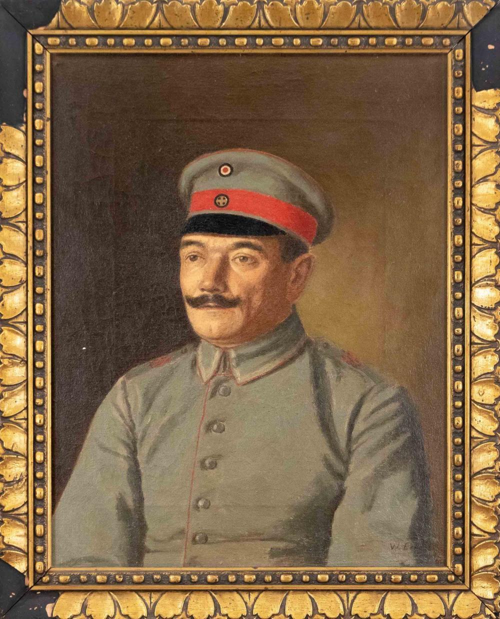 W. Eckert, portrait painter c.
