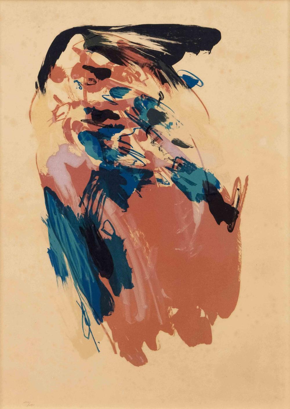 Asger Jorn (1914-1973), Untitl