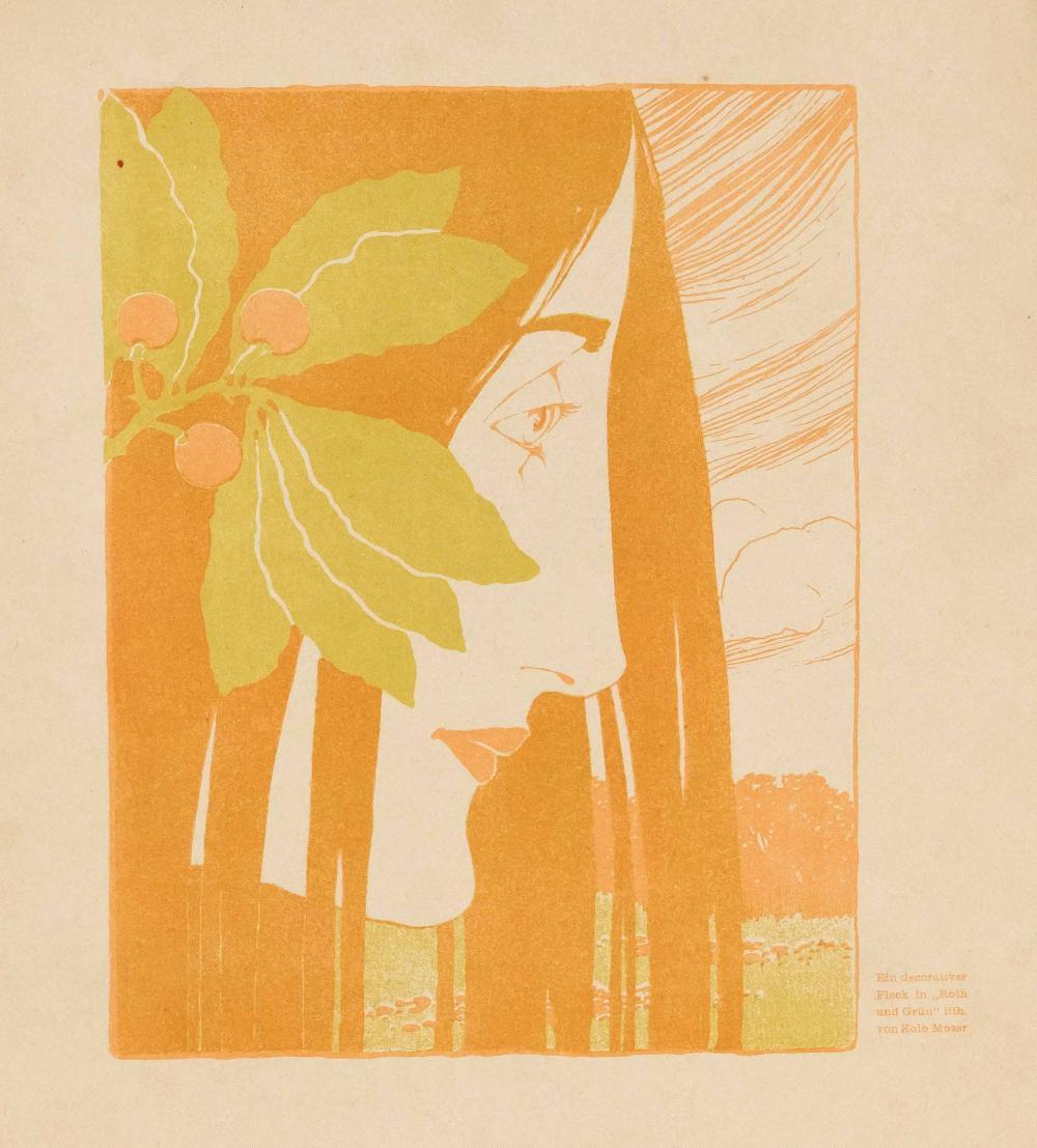 Koloman Moser (1868-1918), ''E
