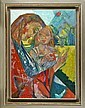 Bruno Krauskopf (1892-1960), Berlin Painter, stud., Bruno Krauskopf, Click for value