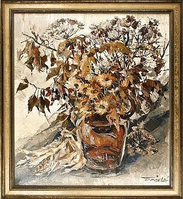 Robert TRÄTZL (1913-1986), Munich painter, 'Still