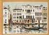 Jeremy King (*1933), britischer Maler moderner Landschaften und Veduten, hi, Jeremy King, €200