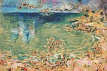 Hans Haueisen, gen. Hans René Conrath, 1907 - 1969, ''La Brase'' (Südländis