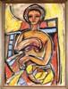 Arthur Degner (1887-1972), dt. Maler aus Gumbinnen/Gussew, seit 1909 in Ber, Artur Degner, €240