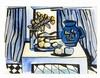 Johann Georg Müller (1913-1986), Stillleben, Blick auf einen Tisch am Fenst, Johann Georg (1913) Müller, €6,500
