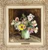 Gustave Regout (1891-1966), frz. Blumenmaler, Blumenbouquet in einer Vase,, Gustave Valère Marie Hubert Regout, €240