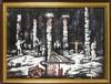 Sergei Bocharov (*1953), russischer Maler, Szenograf und Bühnenbildner, Büh, Sergei Bocharov, €600