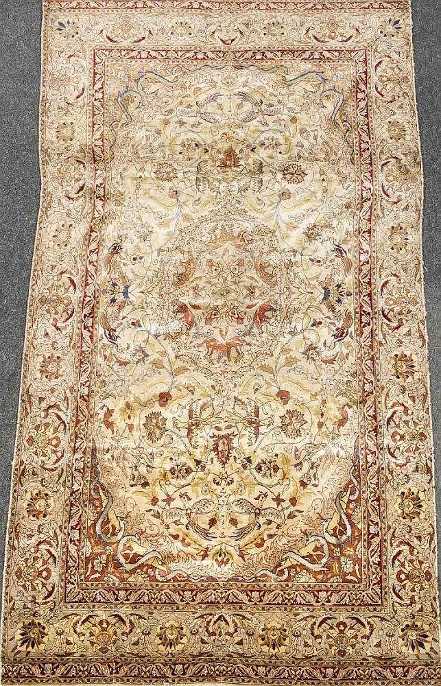 Teppich, ca 249 x 133 cm