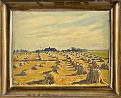 Walther Meinhardt (1891-1948), dänischer Maler,