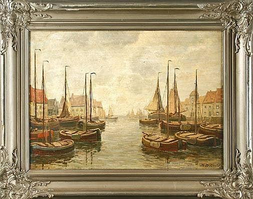 Josef Dederichs (1873-1948/58), Ansicht eines