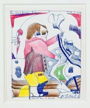 Pit Morell (*1939), ''Laboreur a Hum