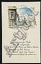 Heinrich Kley (1863-1945), zugeschr., Colored pen, Heinrich Kley, Click for value