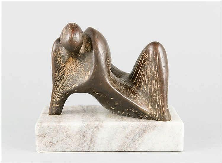 Selvino Cavezza (*1942) abstrahierte auf einen A