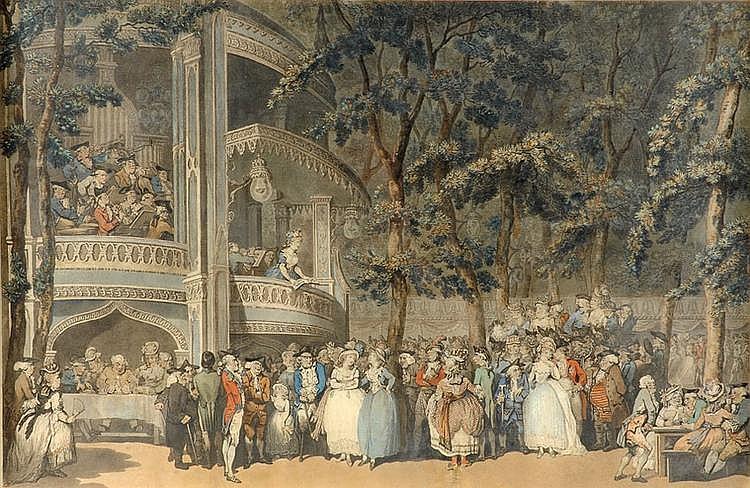 Robert Pollard I (1755-1838), artist and London