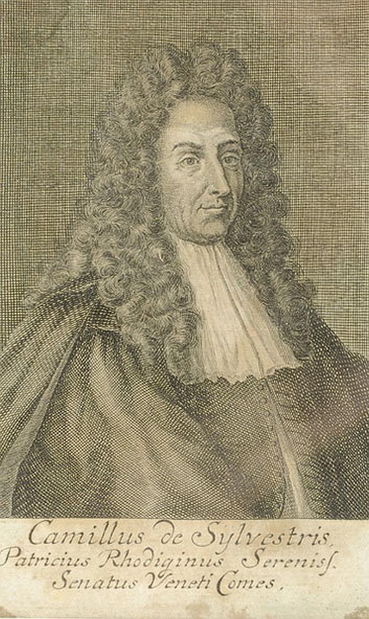 Bernigeroth Martin (1670-1733), Portrait of the