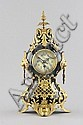 Decorative Mantel Clock, Gustav Becker, 1880,, Gustav Becker, Click for value