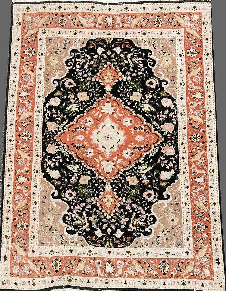 Teppich, ca 146 X 107 cm