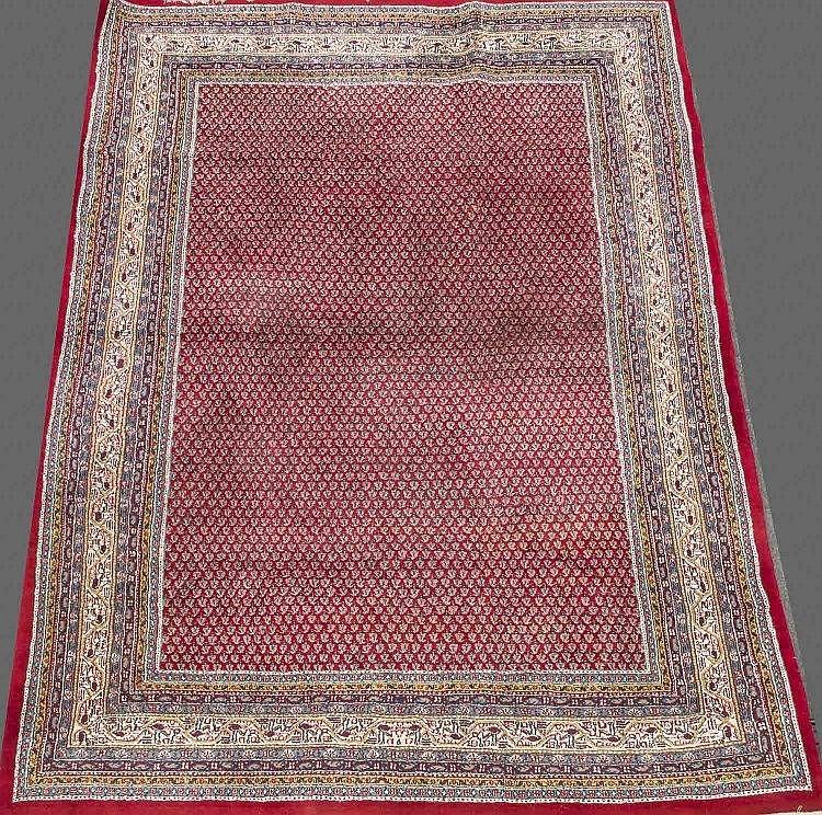 Teppich, ca 330 X 250 cm