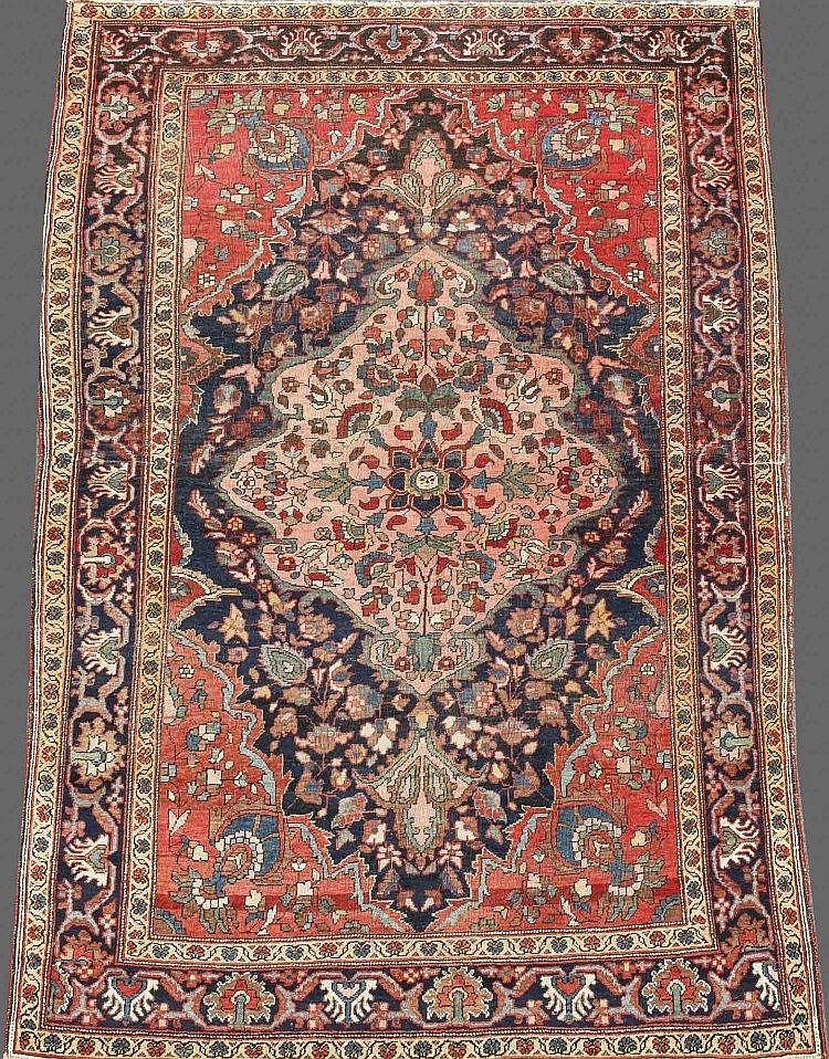 Teppich, ca 198 X 130 cm