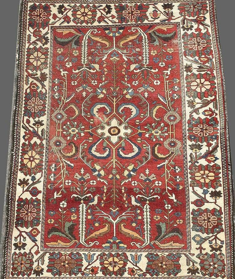 Teppich, ca 195 X 140 cm
