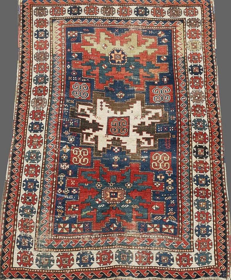 Teppich, ca 205 X 150 cm