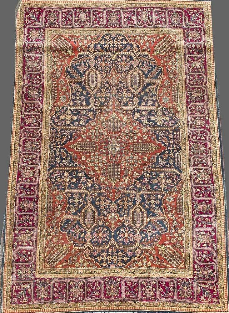 Teppich, ca 210 X 135 cm
