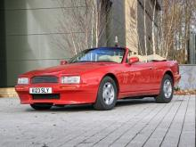 1992 Aston Martin Virage Volante