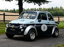 1971 Fiat 500 Abarth (695 SS Recreation)