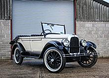 1927 Overland Whippet 96 Touring