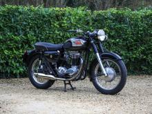1963 Matchless 350cc