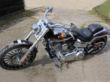 2014 Harley-Davidson Softail Breakout CVO