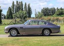 Historics at Brooklands Car sale
