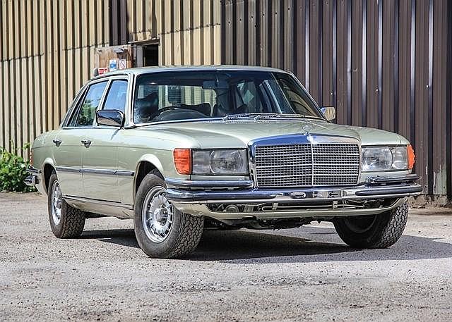 1980 mercedes benz 450 sel 6 9 litre for Mercedes benz 450 sel 6 9
